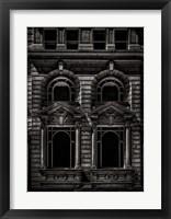 Framed Birkbeck Building No 2
