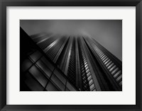 Framed Downtown Fogfest No 10