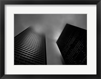 Framed Downtown Fogfest No 33