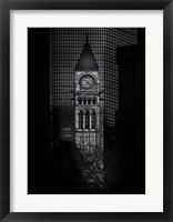 Framed Old City Hall Toronto Canada No 1