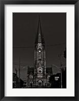 Framed St. Mary's Church No 1