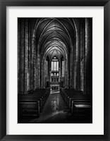 Framed Trinity College Chapel