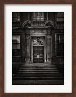 Framed University Of Toronto Fitz Gerald Building No 2