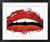 Framed Lips 3