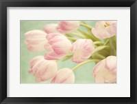 Framed Tulips Bouquet