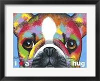 Framed I Love a Hug