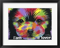 Framed I'am a Lover