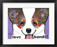 Framed Love Bandit