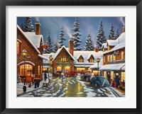 Framed Village Square