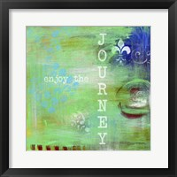 Abstract Inspirations B Framed Print