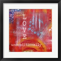 Abstract Inspirations C Framed Print