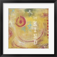 Abstract Inspirations D Framed Print