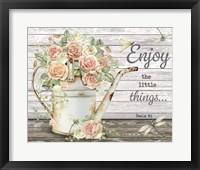 Bouquets of Inspiration B Framed Print