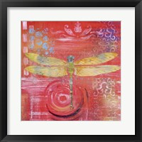 Abstract Inspirations F Framed Print