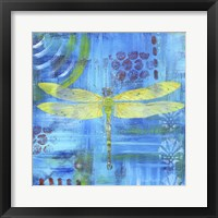 Abstract Inspirations H Framed Print