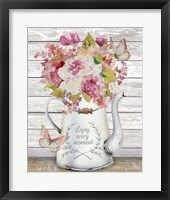 Bouquets of Inspiration H Framed Print