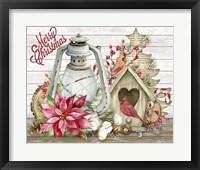Christmas Love A Framed Print