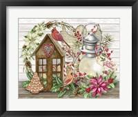 Christmas Love B Framed Print