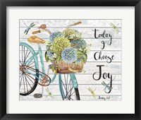 Bicycle Inspirations B Framed Print