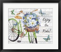 Bicycle Inspirations C Framed Print