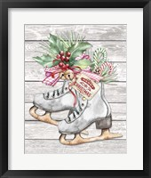 Winter Wonderland A Framed Print