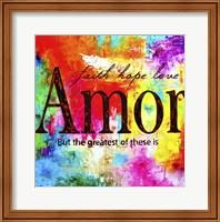 Framed Faith, Hope, Love 1