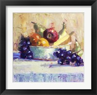 Framed Fruit Bowl