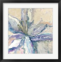 Framed Lily 3
