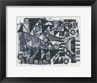 Framed Circles & Triangles