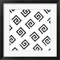 Framed Graphic Design VI