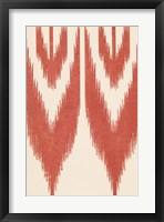Framed Flame Stitch Motif I