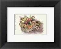 Framed Vegetable Basket