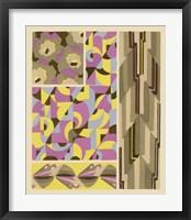 Framed Art Deco Designs I