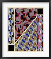 Framed Art Deco Designs II