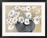 Framed Another White Blossom II