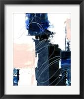 Untangle I Framed Print
