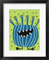 Framed Happy Creatures II