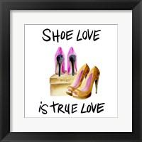 Framed If the Shoe Fits I