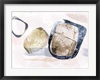 Framed Stone Gem I
