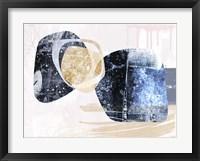 Framed Stone Gem III