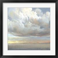 Framed Passing Storm I