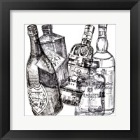 Framed Whiskey Wednesdays II