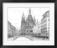 Framed Russia in Black & White II