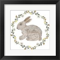 Happy Bunny Day IV Framed Print