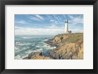 Framed Pigeon Point Stands Tall