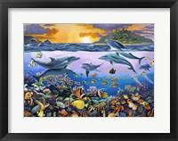 Framed Undersea League