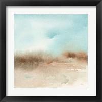 Framed Desert Landscape II