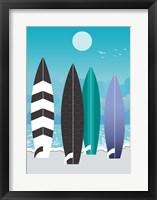 Framed Surfboards