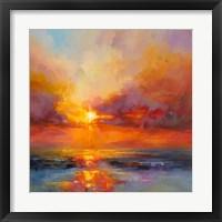 Framed Evening Sparkle