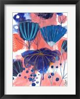 Framed Blumen Blues